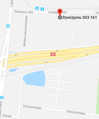 Mapa dojazdu do my-ticket.pl